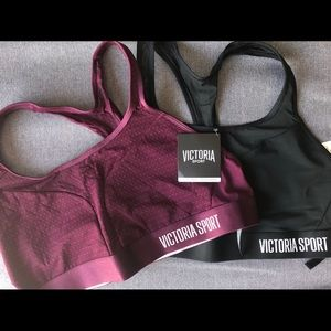 Two for $20! New Victoria's Secret sports bras!